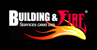 Building Fire Services Logo